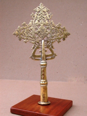 ethiopian coptic cross